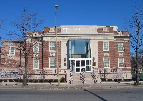 Newton District Court