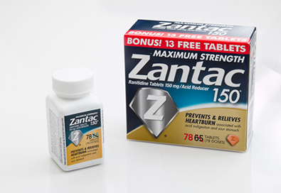 Zantac has been recalled and FDA requests manufacturers withdraw all other ranitidine products from the market