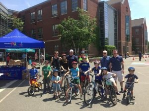 Somerville Kiwanis Bike Safety Day