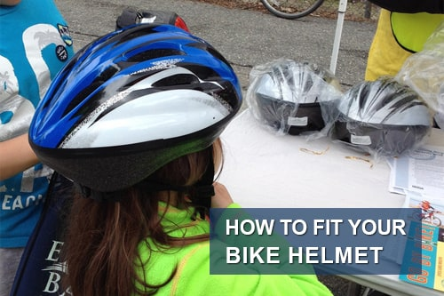 Safety Video: How to Properly Fit Your Bike Helmet.