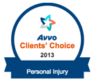 Avvo Clients' Chioce 2013
